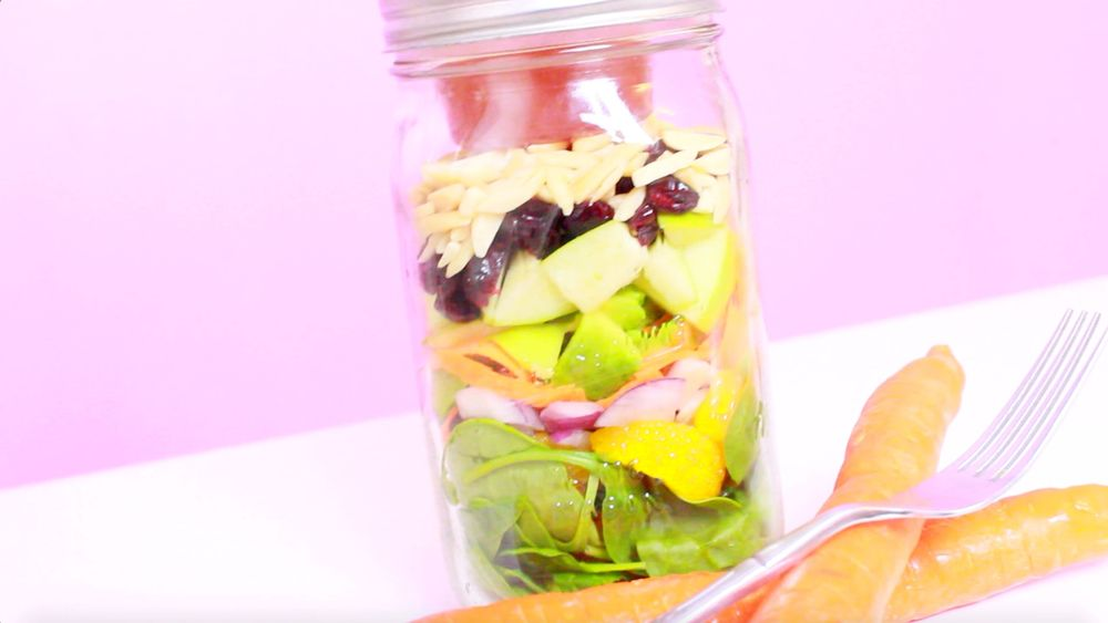 Citrus Crunch Salad