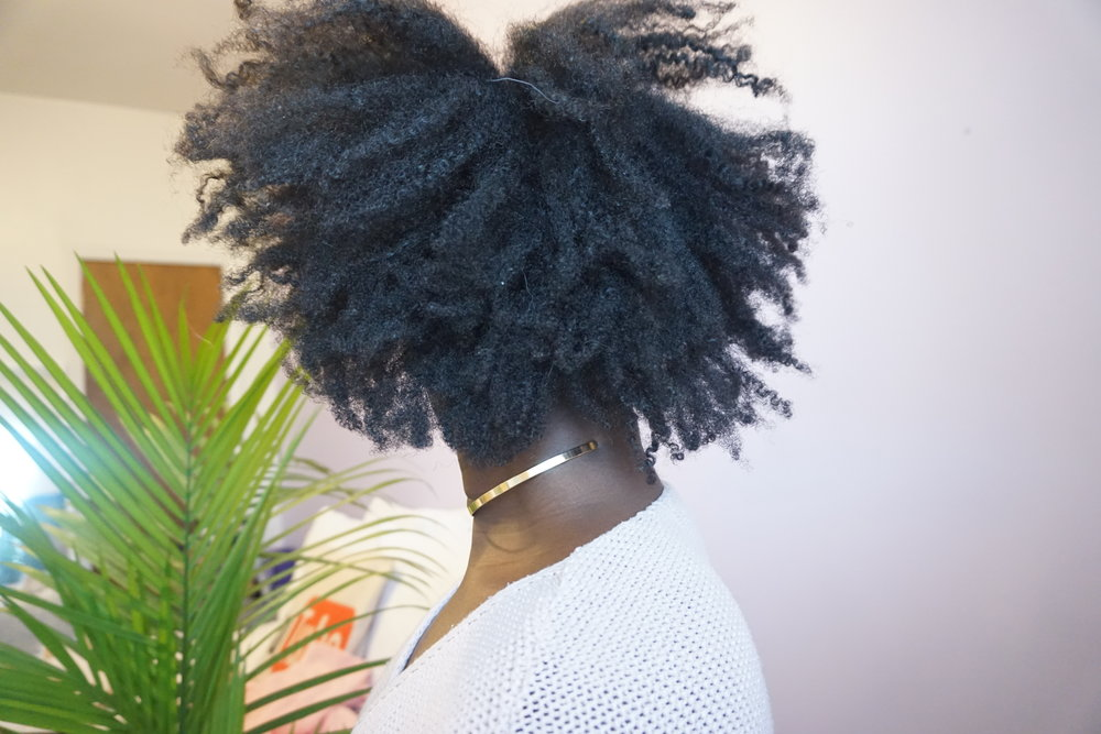Q-REDEW REVIEW FOR NATURAL HAIR