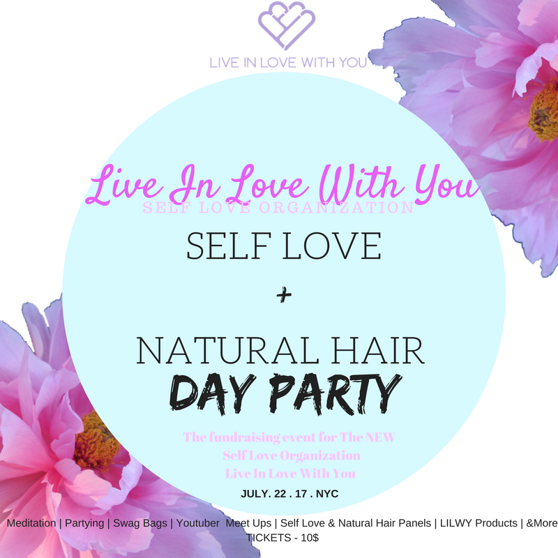 SELF LOVE DAY PARTY