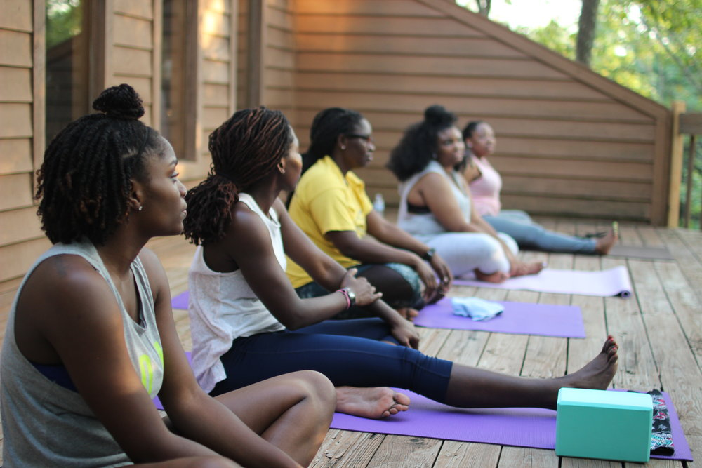 LILWYSELF LOVE RETREAT 2018 -