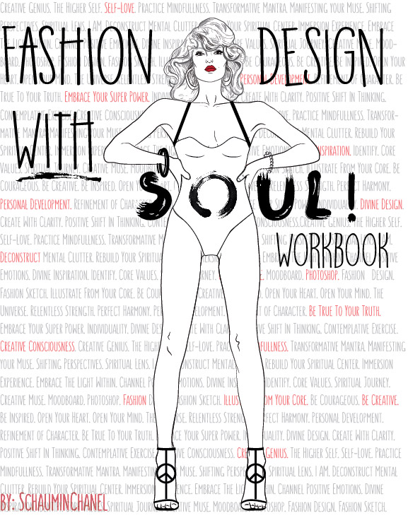 Fashion Design with soul workbook skillshare