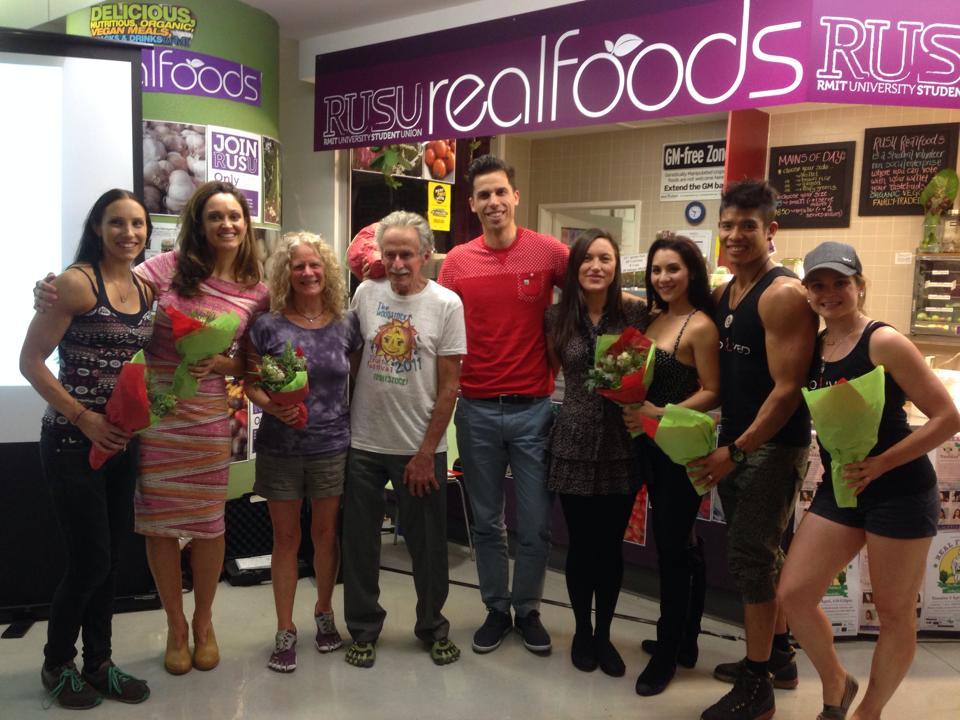 Real Brain Foods, RMIT University