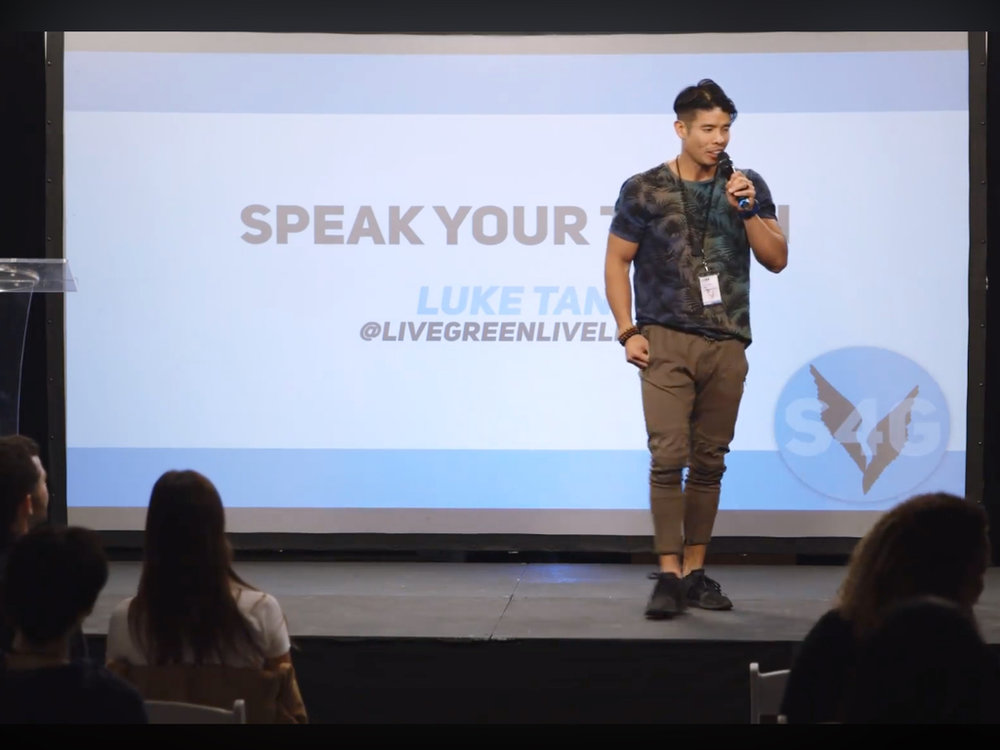 Switch4Good Summit (Los Angeles) - Speaking your truth
