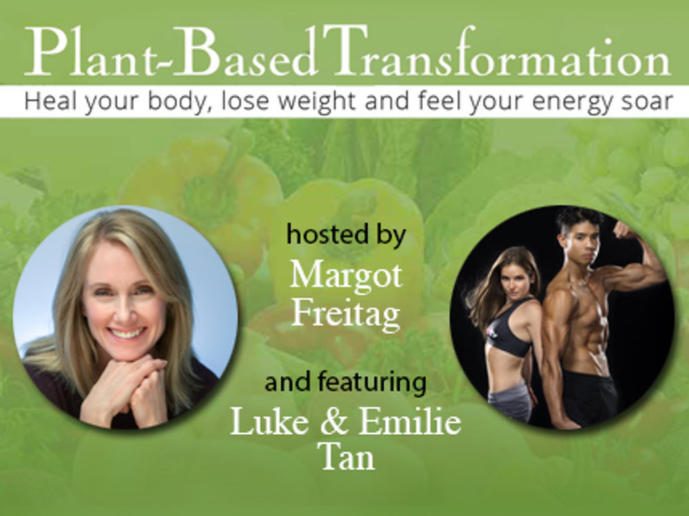 Plant-Based Transformation Summit - Interview with Margot Freitag