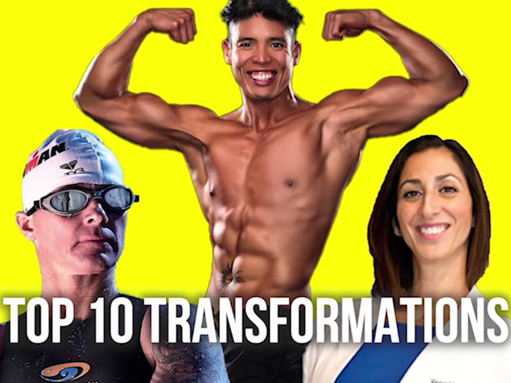 Plant Based News - Transformation stories