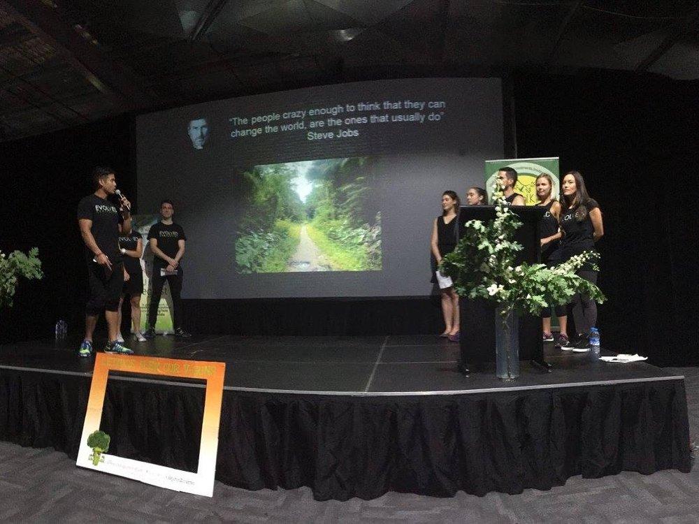 World Vegan Day Melbourne 2015