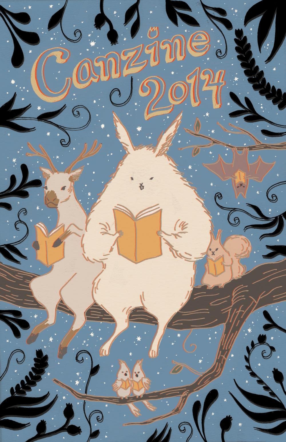 Canzine 2014 Poster