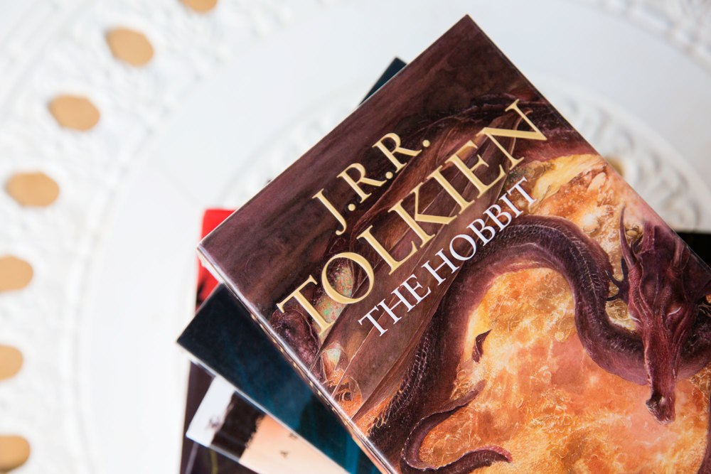 The Hobbit is a top Summer read.