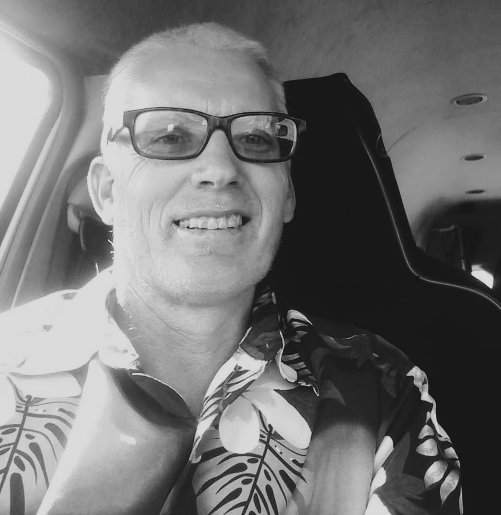 """David Tasker - Age: 50    Occupation: Maxi Taxi Driver""""I enjoy riding – especially while doing it for a good cause. bella rae is giving people an alternative outlook on life and I'm happy to support that!"""""""
