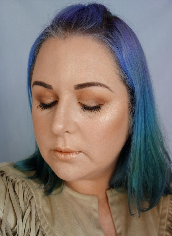 Marisa Robinson Makeup Artist Coachella Festival Makeup Look