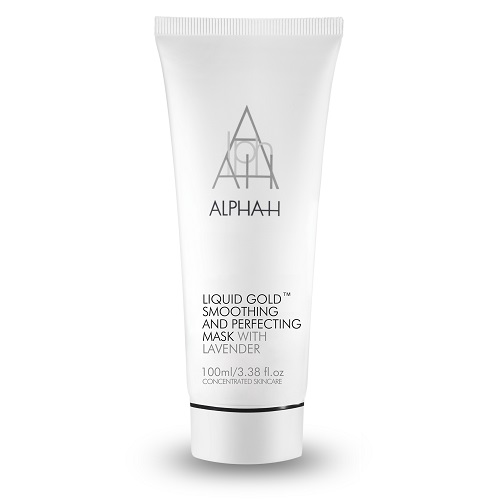 Marisa Robinson Makeup Artist Alpha H Liquid Gold Smoothing and Perfecting Mask