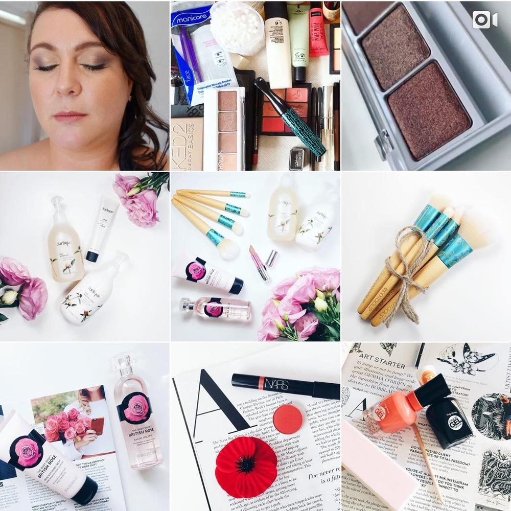 Marisa Robinson Makeup Artist Geek Chic Instagram