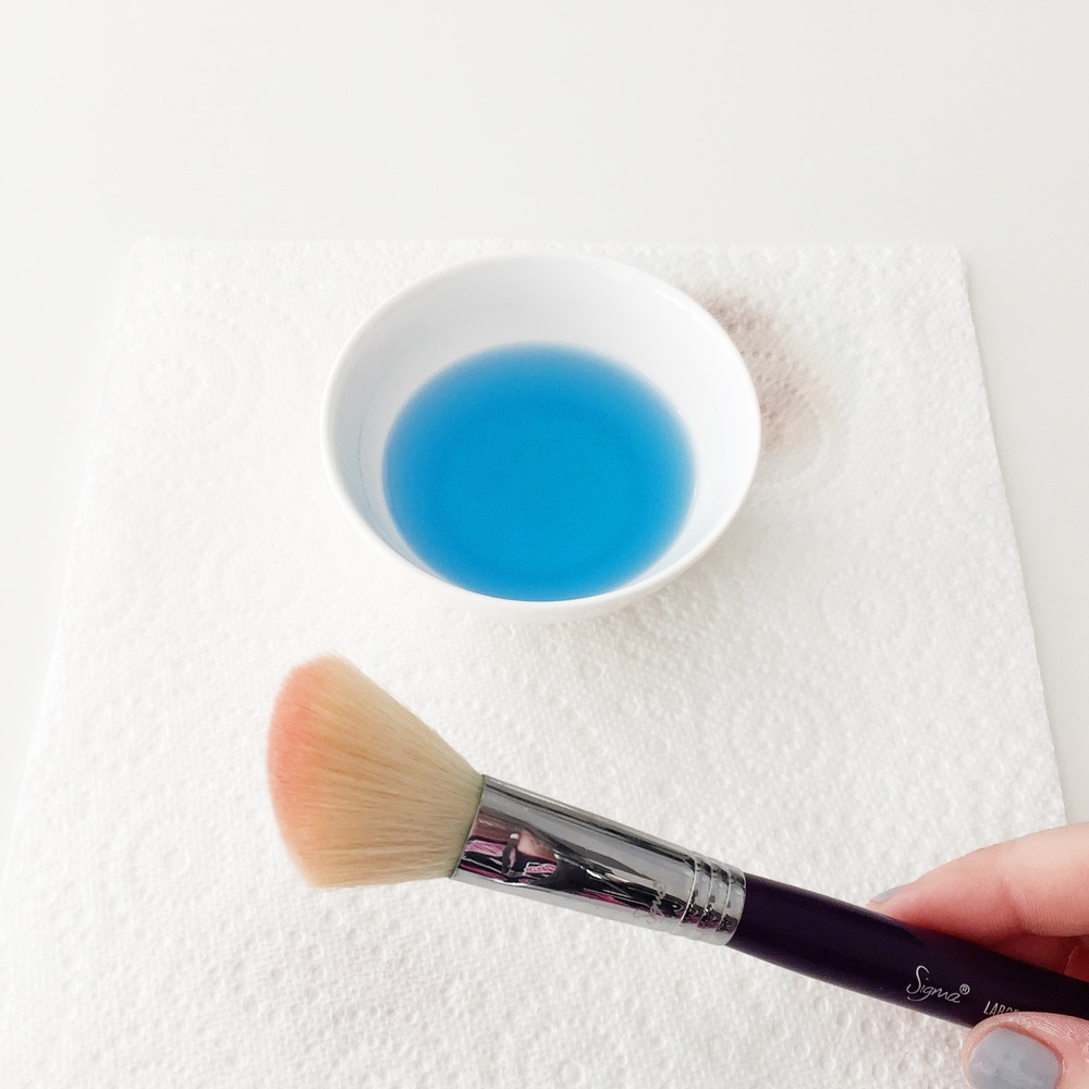 Marisa Robinson Makeup Artist Makeup Brush Cleaning and Care Guide