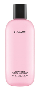 Marisa Robinson Makeup Artist Mac Cosmetics Brush Cleaner