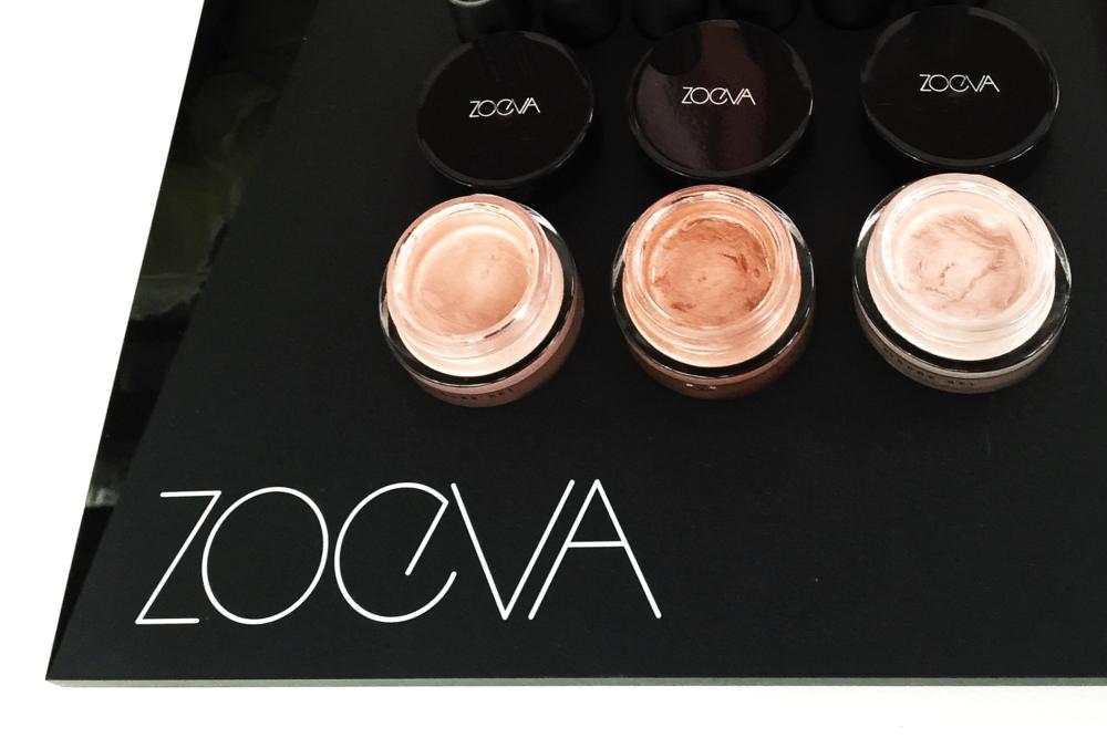 Marisa Robinson Makeup Artist Sephora Showcase Zoeva Strobe Gel