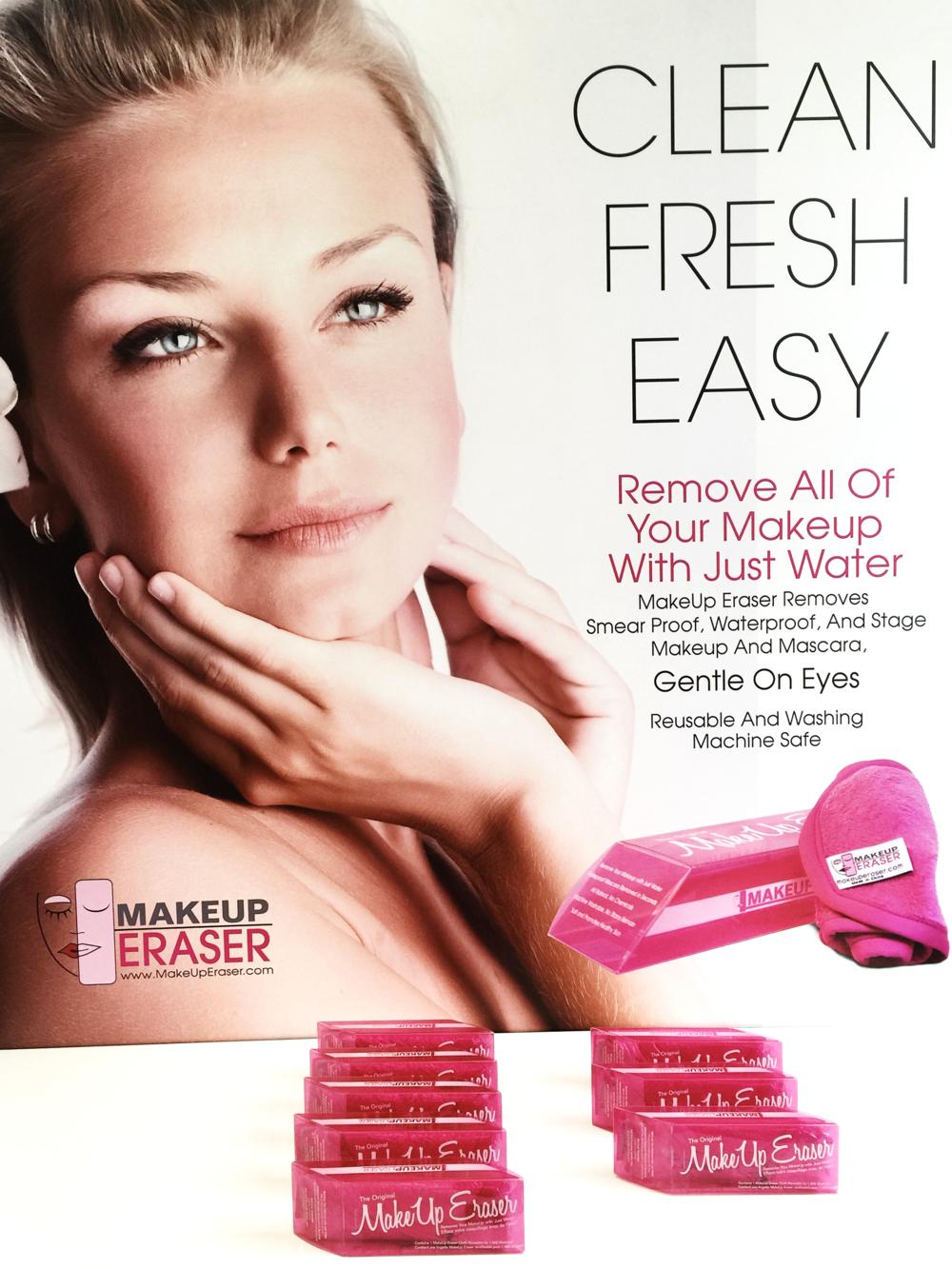 Marisa Robinson Makeup Artist Sephora Showcase Makeup Eraser