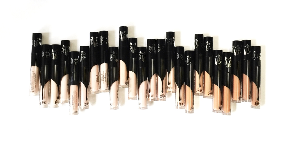 Marisa Robinson Makeup Artist Sephora Showcase Kat Von D Beauty Lock-It Concealer