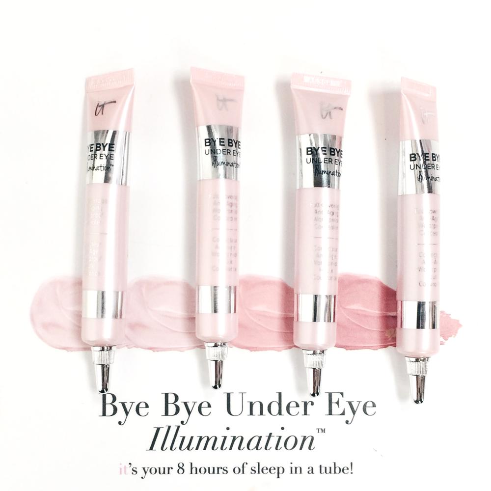 Marisa Robinson Makeup Artist Sephora Showcase It Cosmetics Bye Bye Undereye Concealer