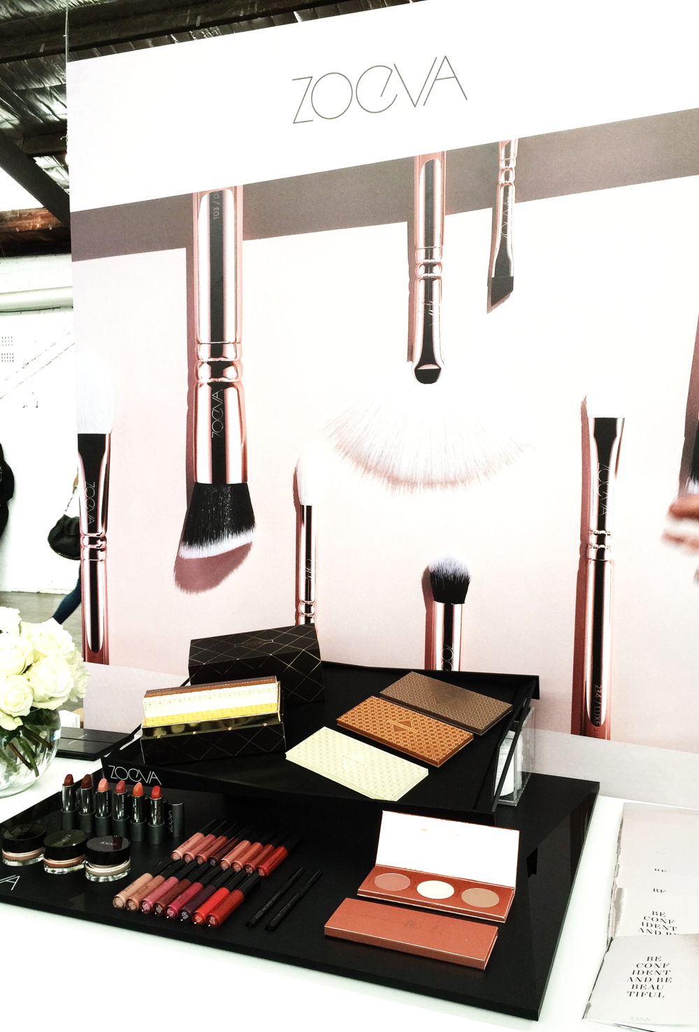 Marisa Robinson Makeup Artist Sephora Showcase Zoeva