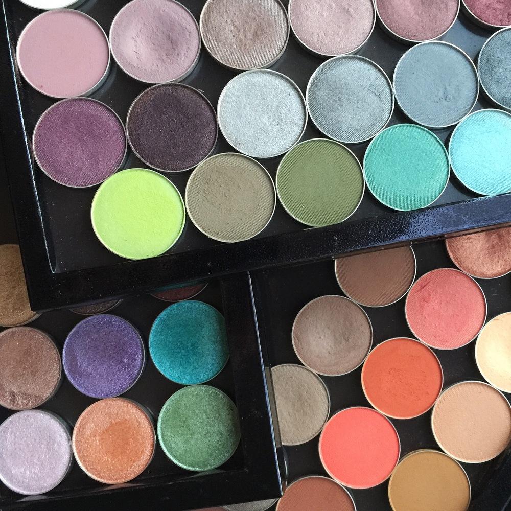 Marisa Robinson Makeup Artist Makeup Geek Eyeshadows