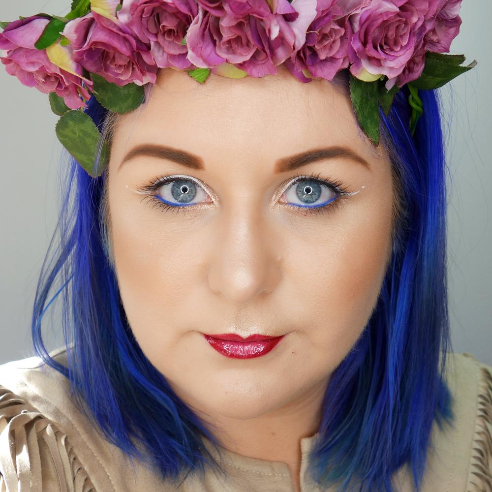 Marisa Robinson Makeup Artist Rimmel Festival Makeup Look