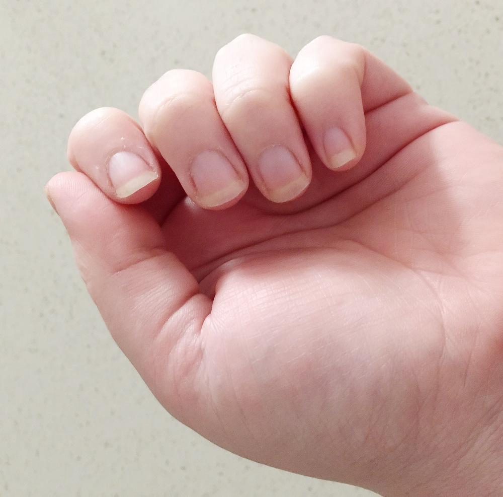 Marisa Robinson Makeup Artist Believe The Hype LUSH Golden Handshake Hand Mask