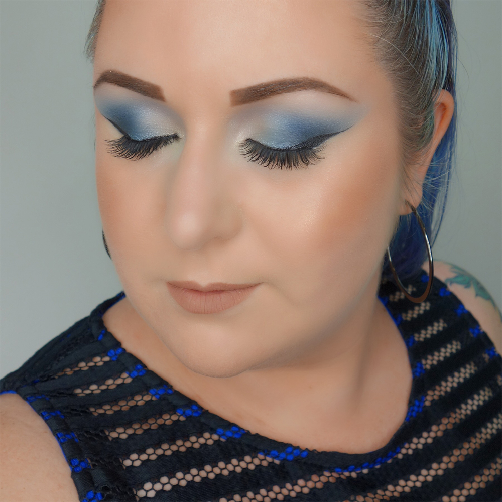 Marisa Robinson Makeup Artist Get The Look Got The Blues