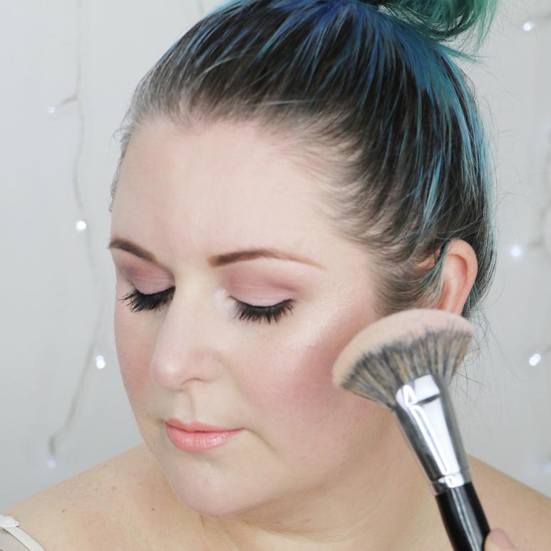 Marisa Robinson Makeup Artist Spring Fling Makeup Look