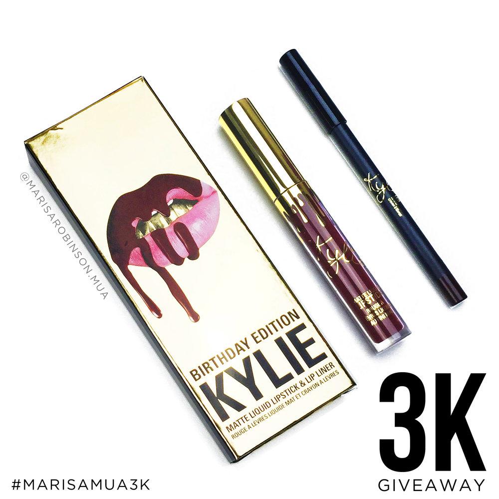 Marisa Robinson Makeup Artist 3K Giveaway