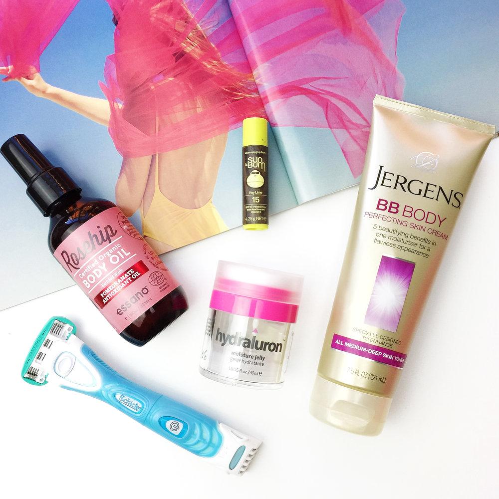 Marisa Robinson Makeup Artist Summer Skin Guide Part 1 Skin Prep
