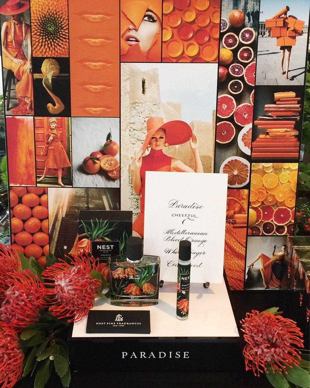 Marisa Robinson Makeup Artist NEST Fine Fragrances