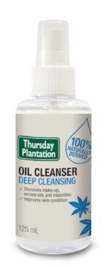Thursday Plantation Oil Cleanser