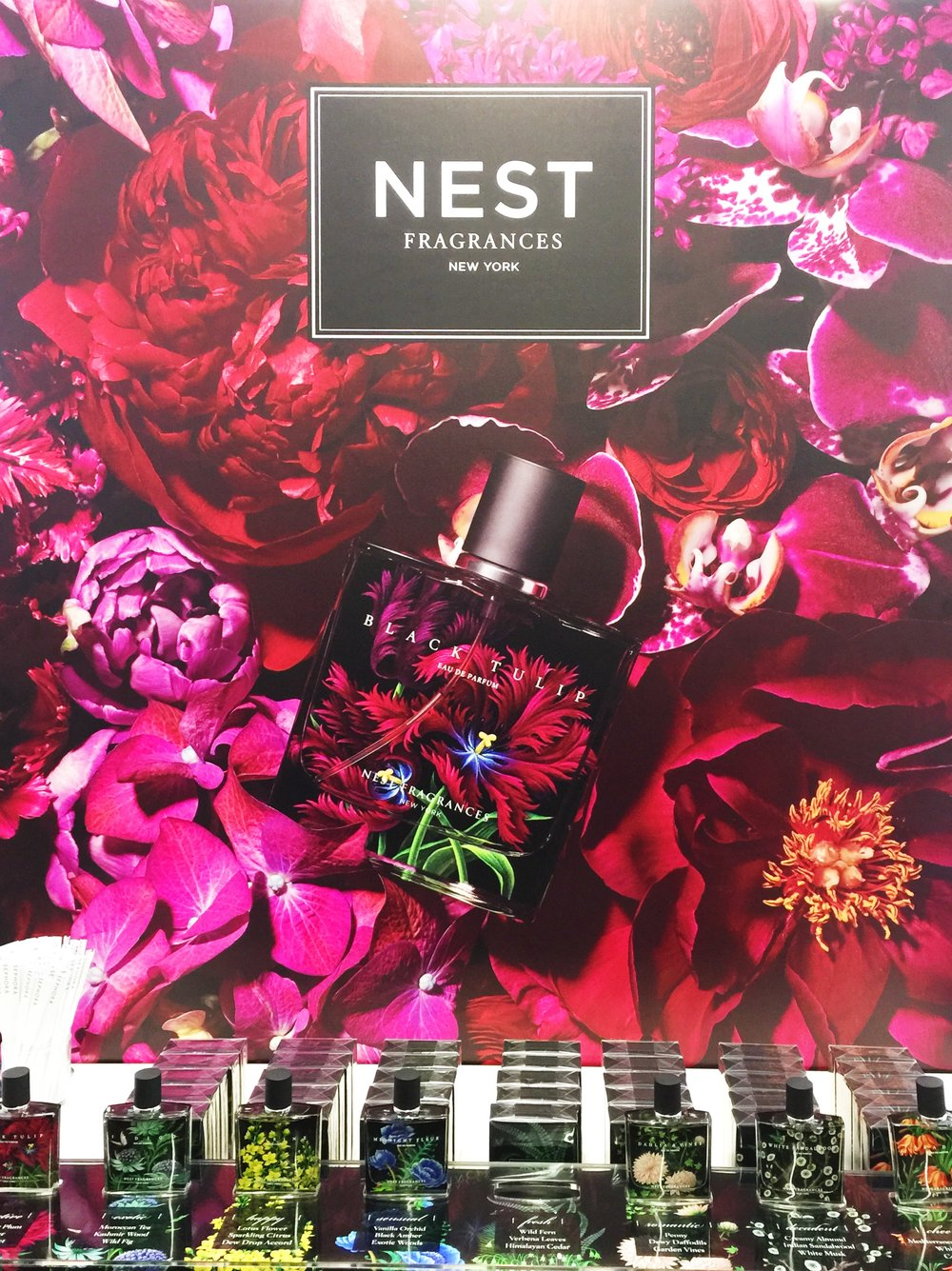 Marisa Robinson Beauty Blogger Sephora Exclusive Brands Showcase 2017 NEST Fragrances