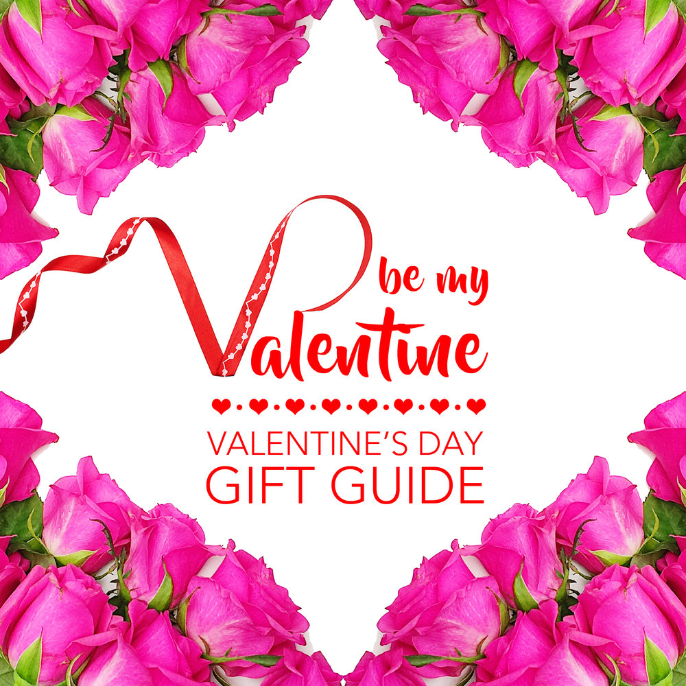 Marisa Robinson Beauty Blogger Valentine's Day Gift Guide