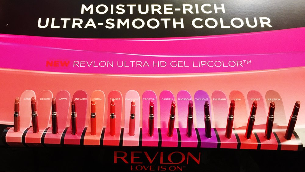 Marisa Robinson Beauty Blogger Priceline: The Beauty Prescription Event 2017 Revlon