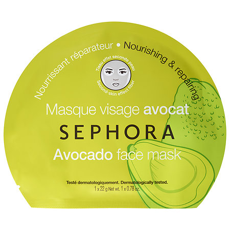 Marisa Robinson Beauty Blogger Sephora Avocado Mask
