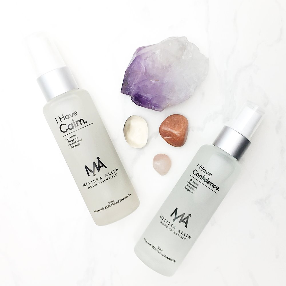 Marisa Robinson Beauty Blogger Melissa Allen Mood Essentials