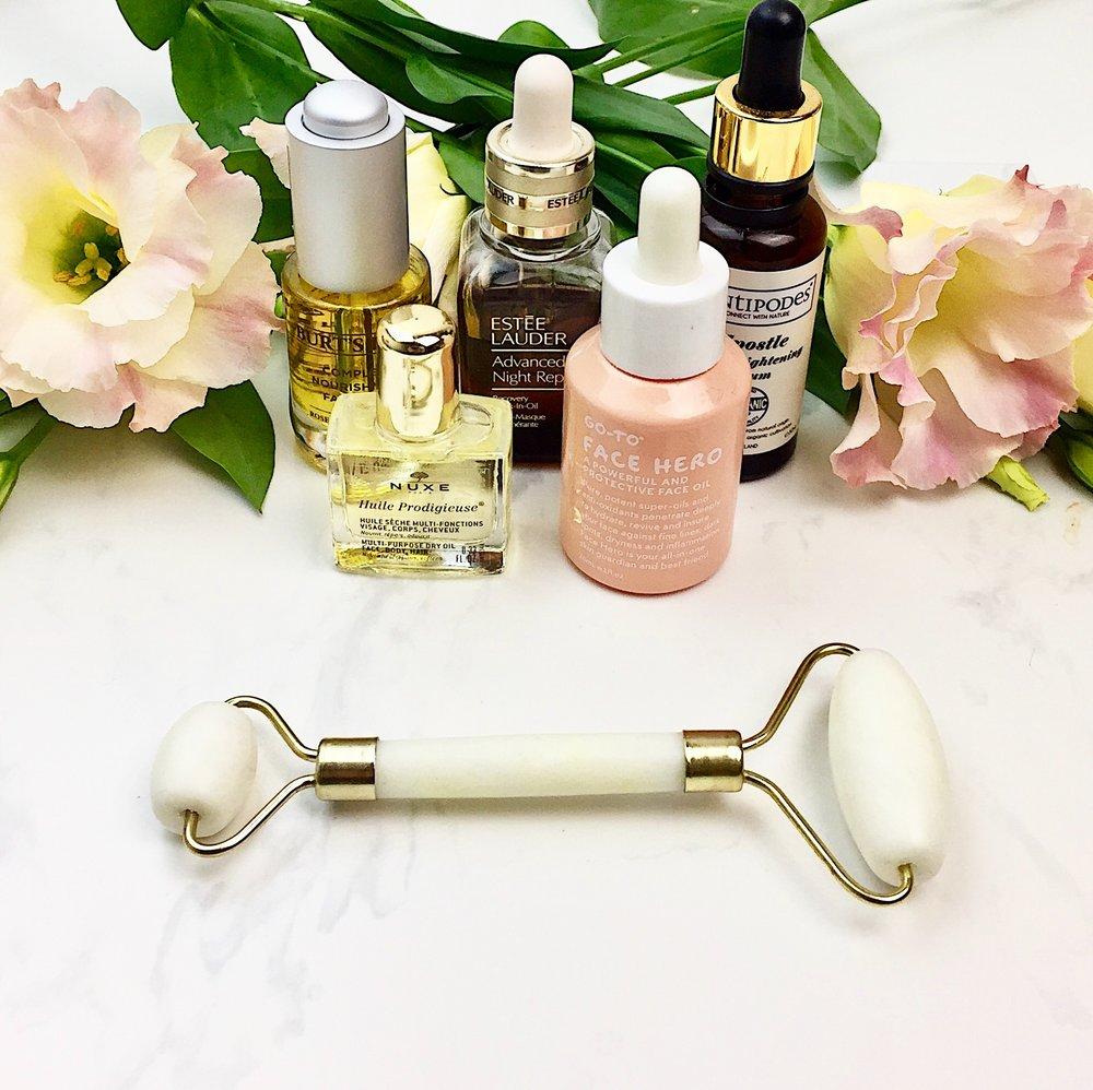 Marisa Robinson Beauty Blogger Jade Roller