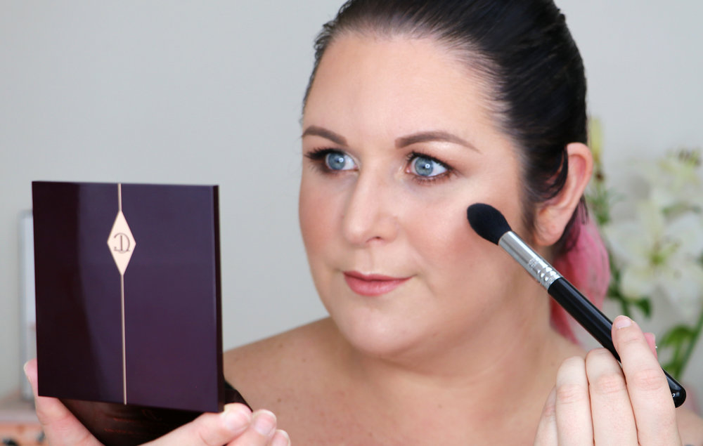 Marisa Robinson Beauty Blogger Beauty Glow Makeup Tutorial
