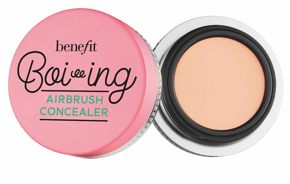 Marisa Robinson Beauty Blogger Benefit Boi-ing Airbrush Concealer