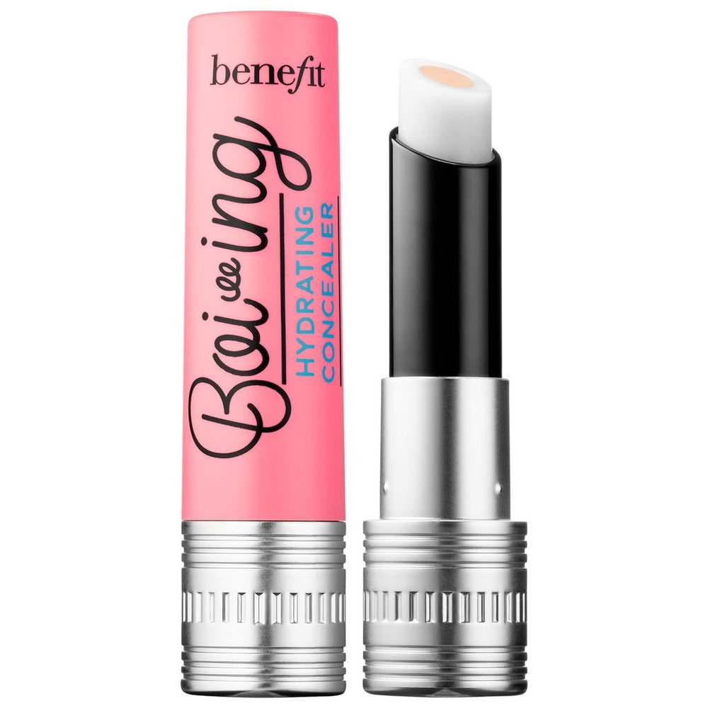 Marisa Robinson Beauty Blogger Benefit Boi-ing Hydrating Concealer
