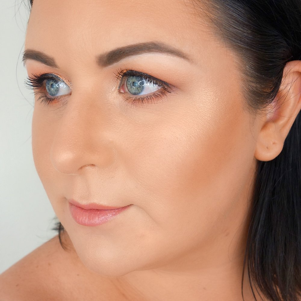 Marisa Robinson Beauty Peach Palettes