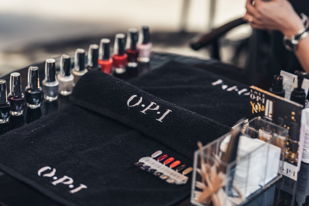 Marisa Robinson Beauty Love OPI XOXO Holiday 2017 Collection