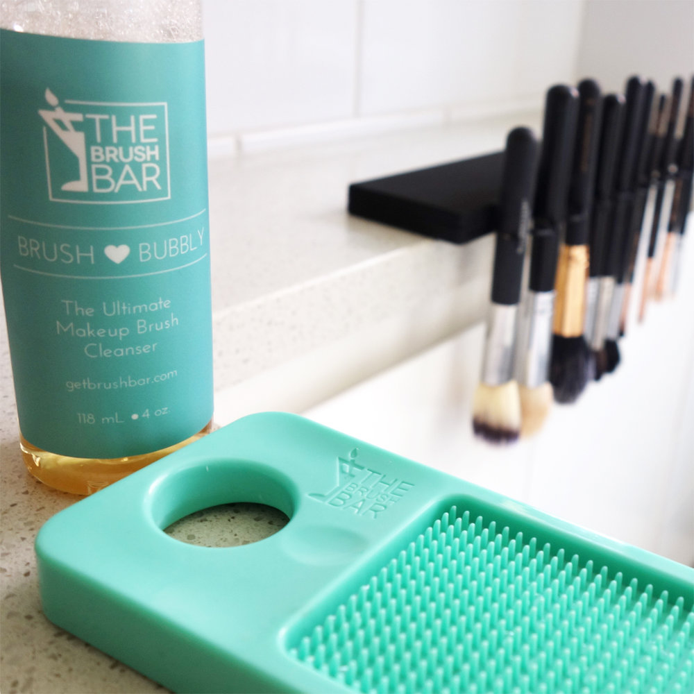 The Brush Bar Review Marisa Robinson Beauty