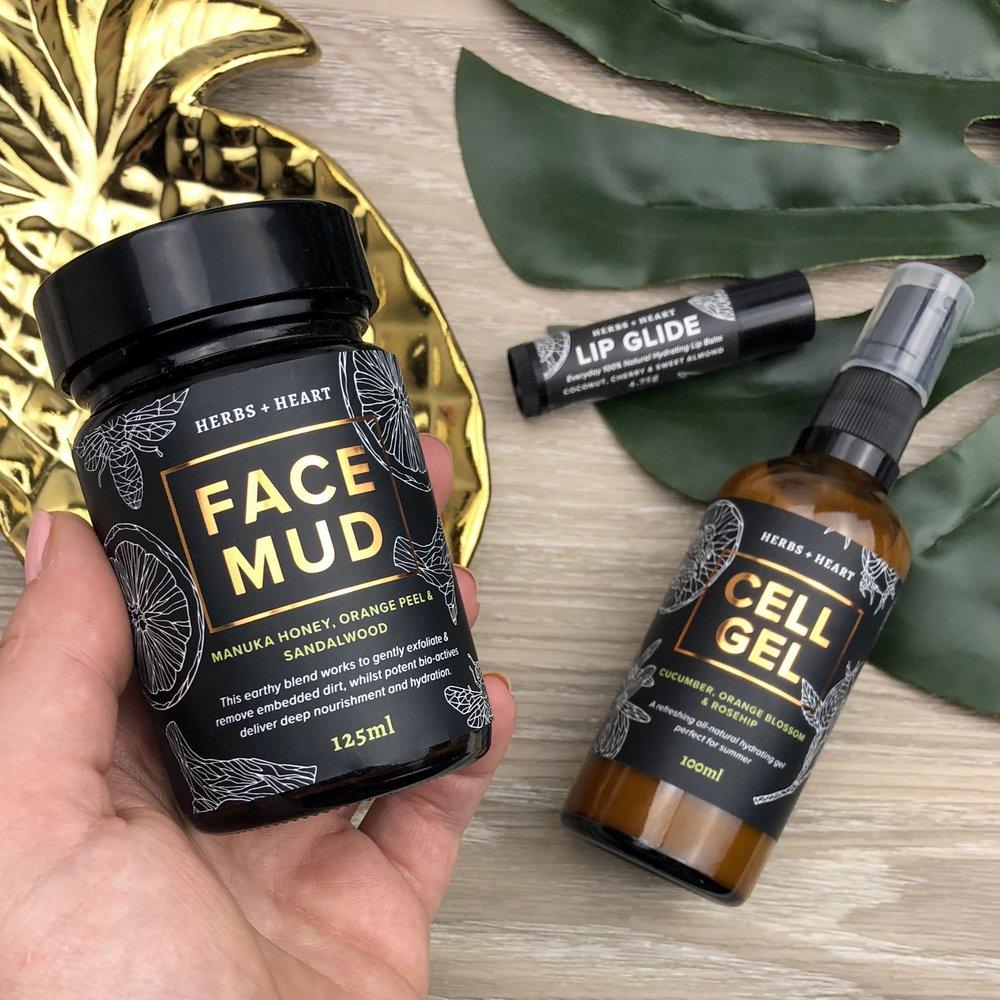 Marisa Robinson Beauty Herbs and Heart Skincare