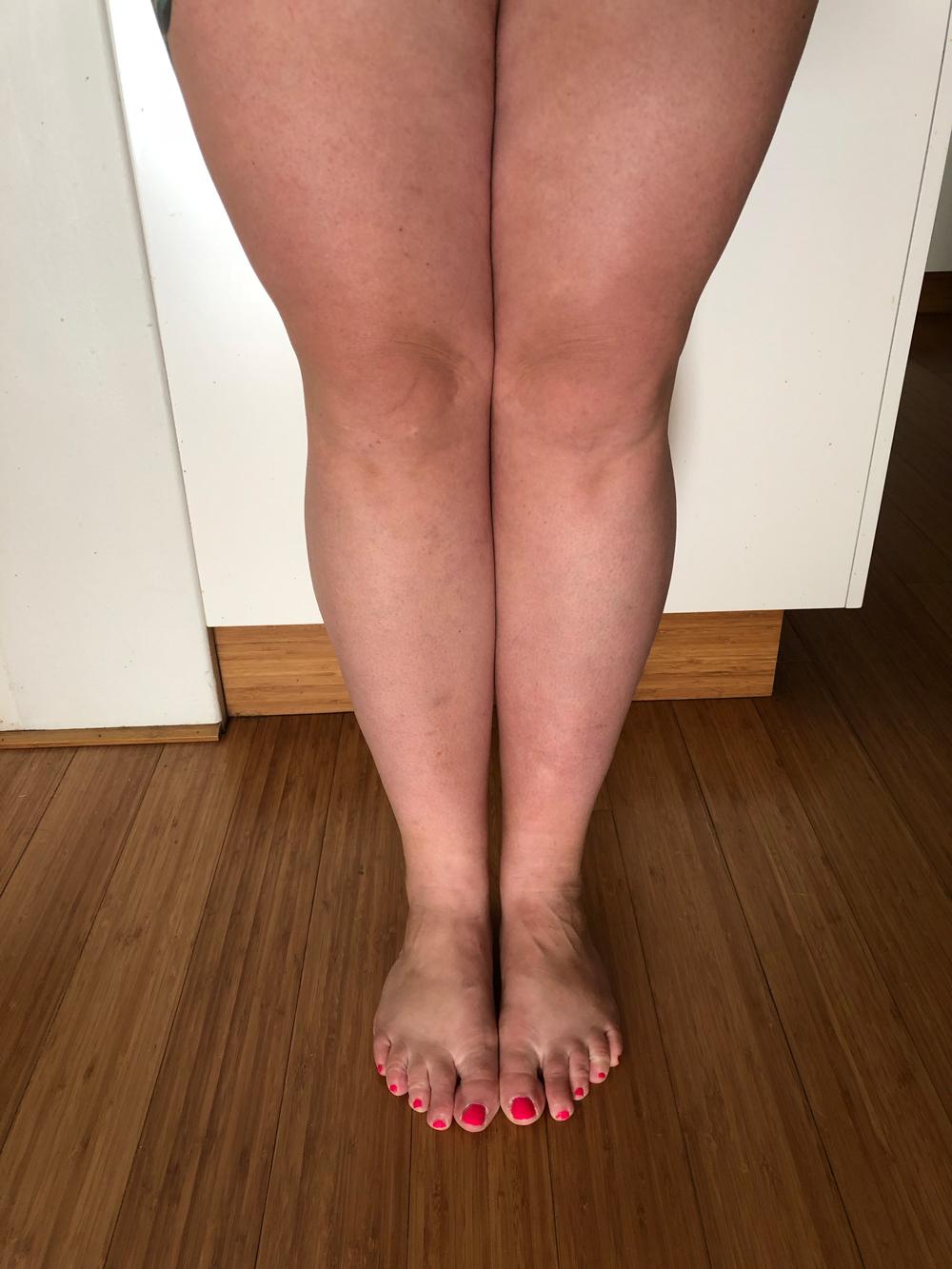 Elle Effect Tan Review Before Tan