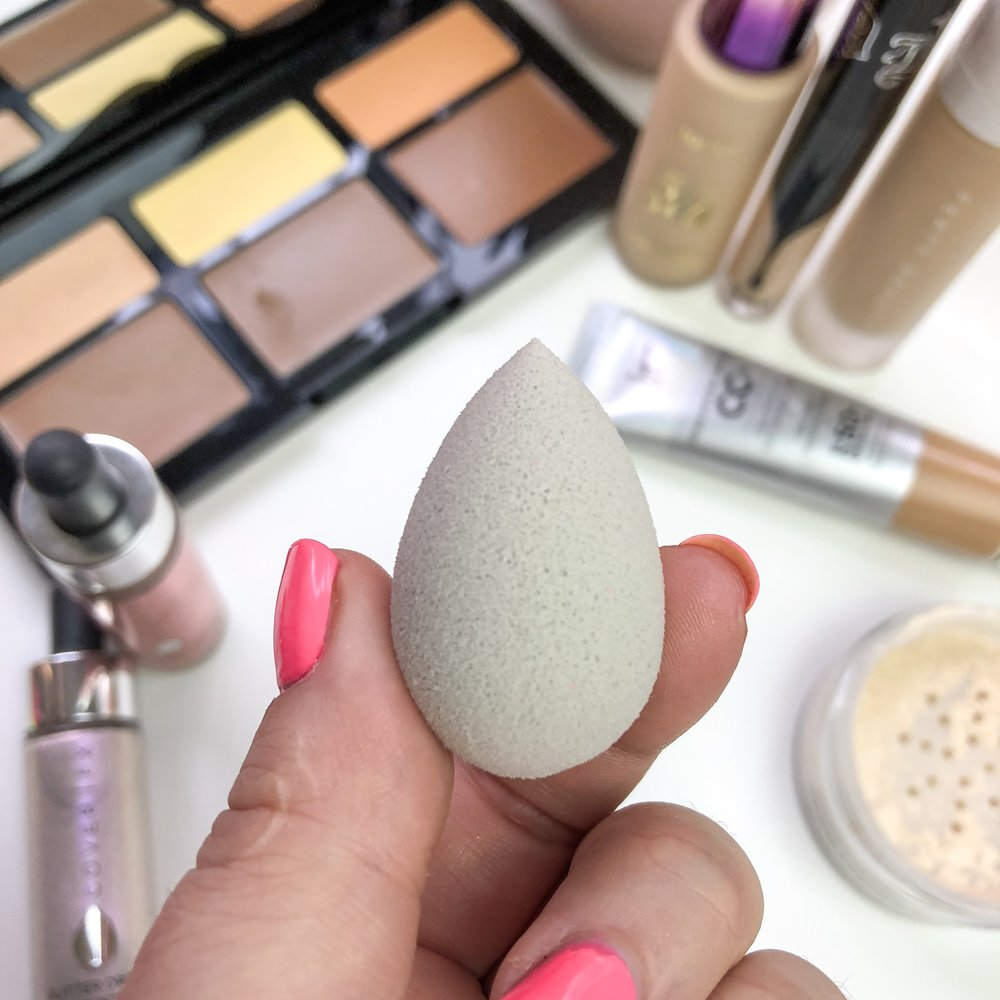 Marisa Robinson Beauty Beautyblender All About Face
