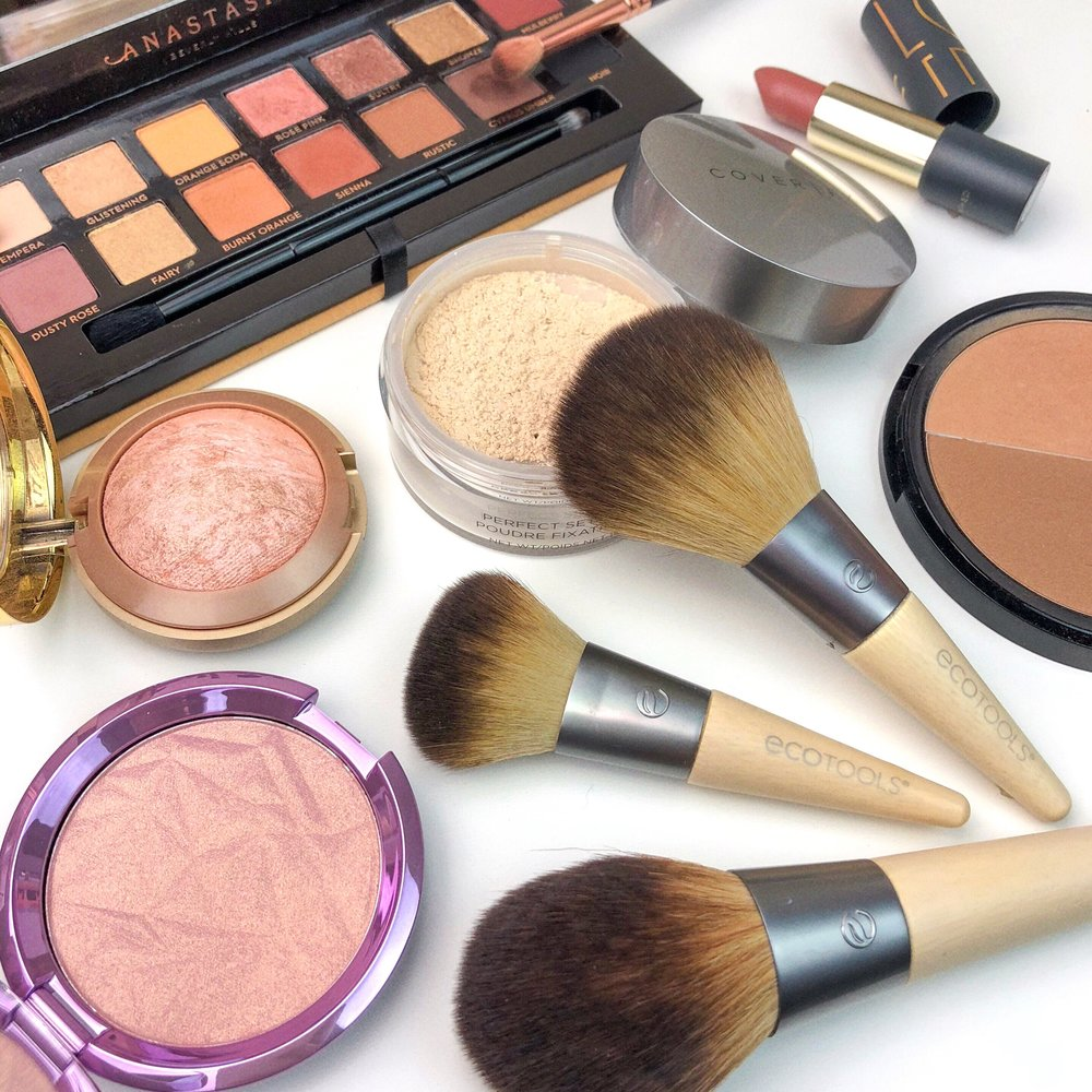 Marisa Robinson Beauty EcoTools Mini Brushes