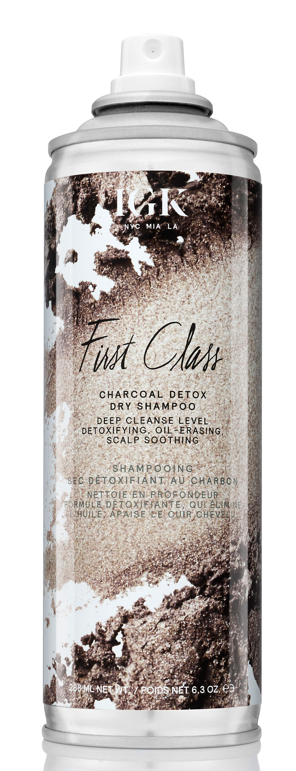 IGK FIRST CLASS Dry Shampoo