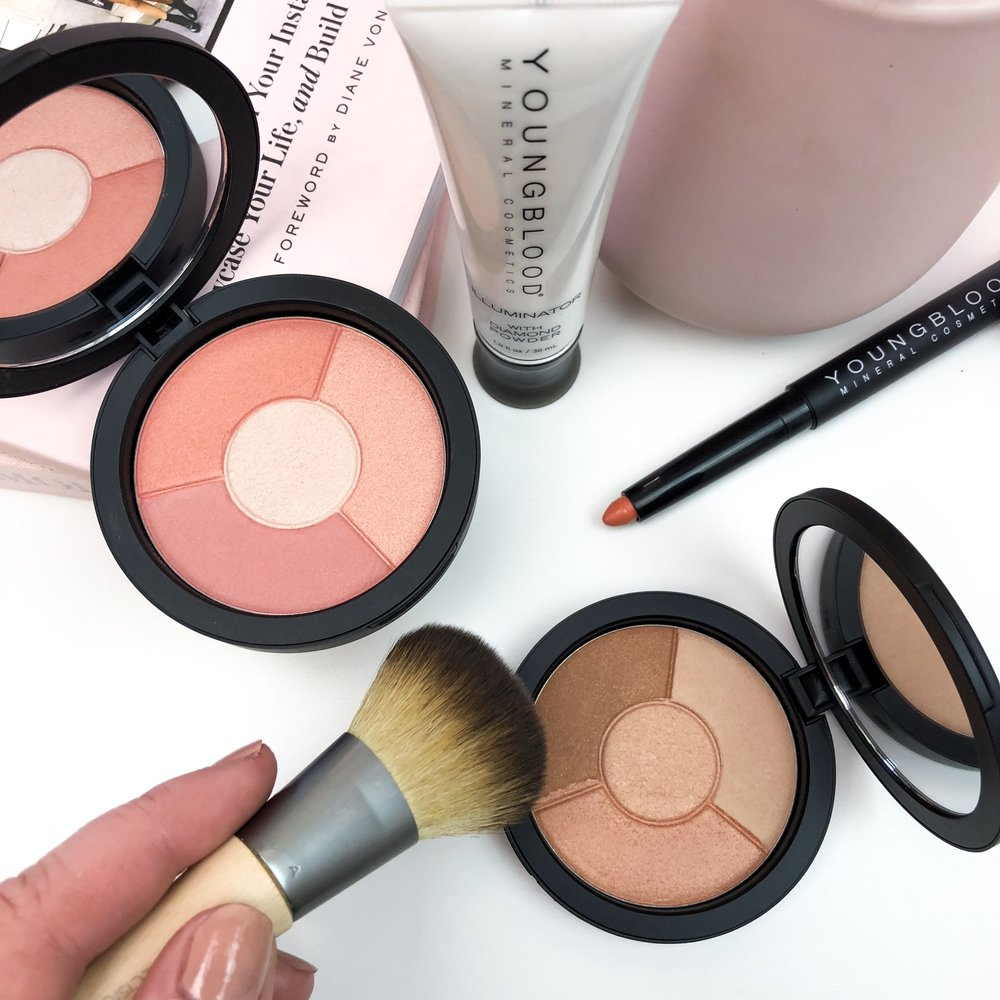 Youngblood Mineral Radiance Bronzer Review Marisa Robinson Beauty